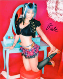 Jade (Mia Yim) Pose 3 Signed Photo COA