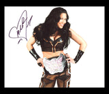 Melina Pose 5 Signed Photo COA