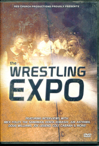 Red Church The Wrestling Expo 2005 DVD
