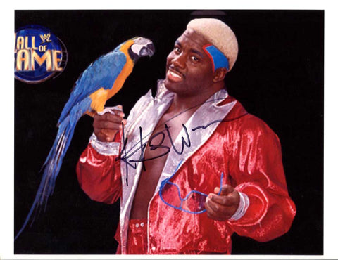 Koko B Ware Pose 2 Signed Photo (IMPERFECT - SALE)