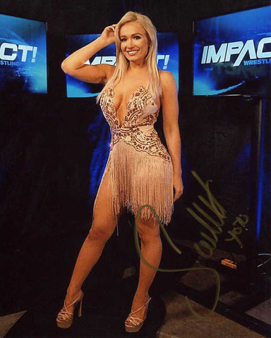 Jake The Snake Roberts Pose 3 Signed Photo COA