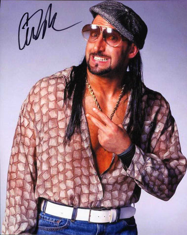Gangrel Pose 4 Signed Photo COA