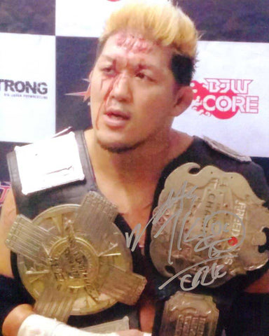 FBI (Big Vito & Nunzio) Dual Signed Photo COA