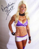 Angelina Love Pose 4 Signed Photo COA