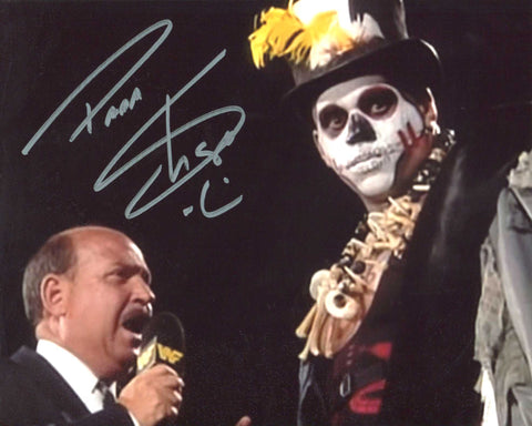 Papa Shango (The Godfather) Pose 2 Signed Photo COA