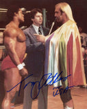 """Mr. USA"" Tony Atlas Pose 4 Signed Photo COA"