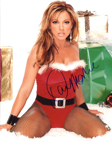 Dawn Marie Pose 10 Signed Photo COA