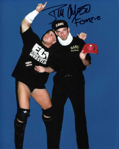 Victoria Official WWE Promo Signed Photo 2005 (IMPERFECT - SALE)