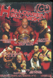 ICW Impact Championship Wrestling Halloween Hell Night 2011 DVD