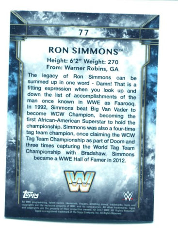 Vader Pose 5 Signed Photo COA