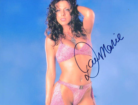Dawn Marie Pose 15 Signed Photo COA