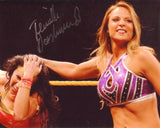 Tenille Dashwood (FKA WWE Emma) Pose 2 Signed Photo COA