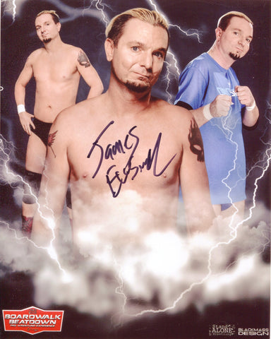 James Ellsworth Pose 3 Signed Photo COA
