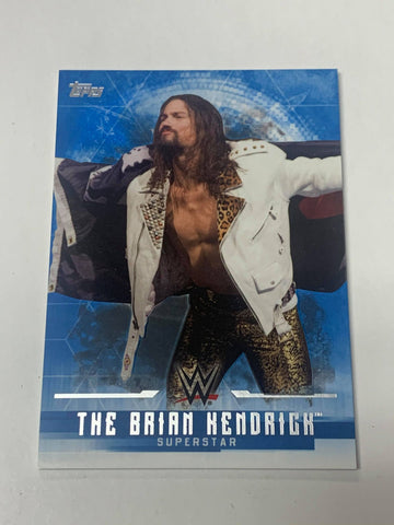 Brian Kendrick 2017 Topps WWE Undisputed Card #5
