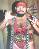 Ivan Koloff Signed Photo JSA COA