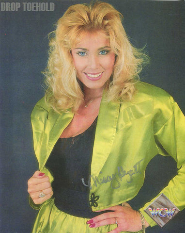 Missy Hyatt Pose 1 Photo COA