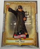 The Miz 2020 Topps WWE WrestleMania Card #48