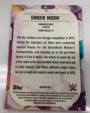 Ember Moon 2020 WWE Topps Chrome Refractor Card #26