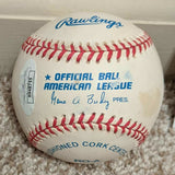 Graig Nettles Signed Official AL Baseball JSA COA