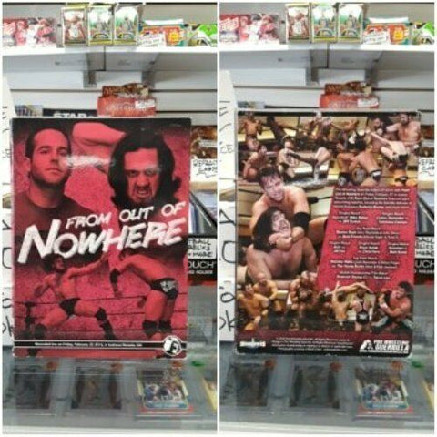Pro Wrestling Guerrilla PWG From Out Of Nowhere DVD