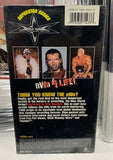 WCW NWO 4 Life Superstar Series (Never Before Seen Footage) Sealed