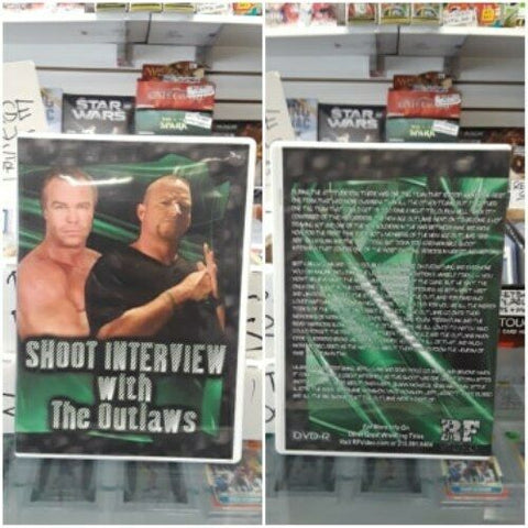 RF Video Shoot Interview with The Outlaws (Billy Gunn Road Dogg) DVD