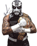 Pentagon Jr. Jr Signed Photo COA