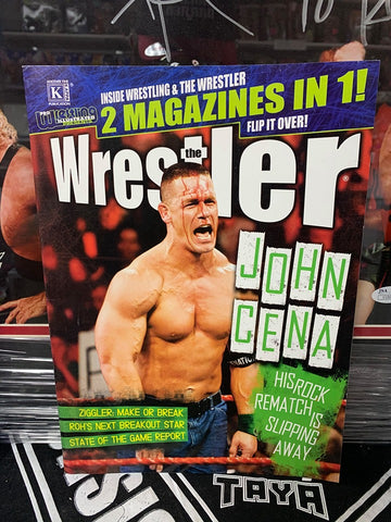 Pro Wrestling Illustrated Presents Inside Wrestling & The Wrestler Magazine 2012