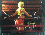 Summer Rae Pose 3 Signed Photo COA