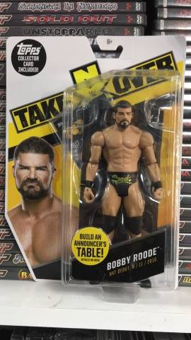 Bobby Roode NXT (1st Figure)