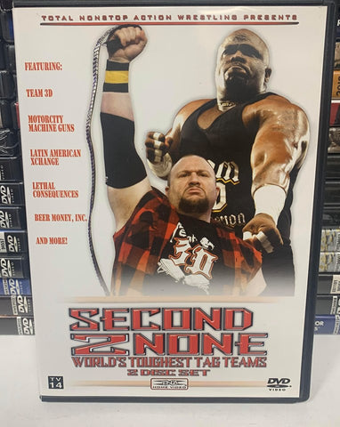 TNA Second 2 None, Worlds Toughest Tag Teams 2 Disc Set DVD