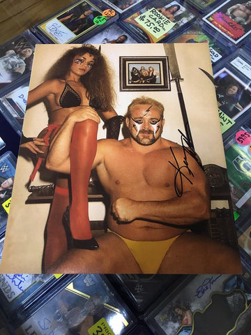 Kevin Sullivan Pose 1 Signed Photo COA