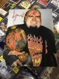 XPW's Supreme Signed Photo COA