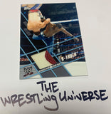 R-Truth 2011 WWE Topps 2 Color Ringside Relic