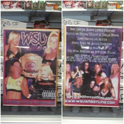 WSU Women Superstars Uncensored Women's Title Tournament DVD