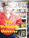 Nikolai Volkoff Pose 4 Signed Photo COA