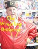 Squared Circle Comic Issue 2 Signed By Nikolai Volkoff