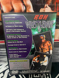 ROH Ring Of Honor WrestleRave (Cover B) 6/28/03 Philadelphia, PA DVD OOP