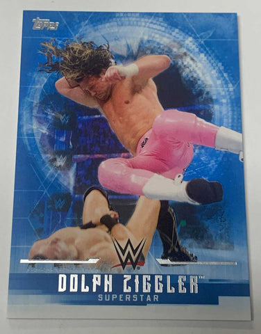 Dolph Ziggler 2017 Topps WWE Undisputed Card #13