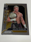 Dolph Ziggler SIGNED WWE Mattel Elite Series 13 Figure COA