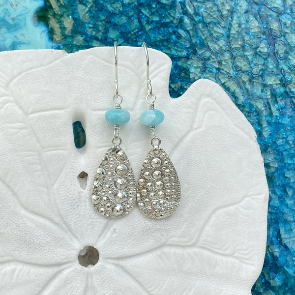 Angie | Sea Urchin Earrings