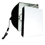 "Photography Studio Video 20"" x 28"" Quick Softbox Lighting Light Kit, 600W Output"