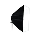 1000W Continuous Softbox Light Head w/ Softbox & 5 45W 6500K Daylight Light Bulbs