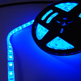 5M 300LED 5050 SMD 500CM RGB Flexible Lamp Light Strip Home Car Moto Auto 12V