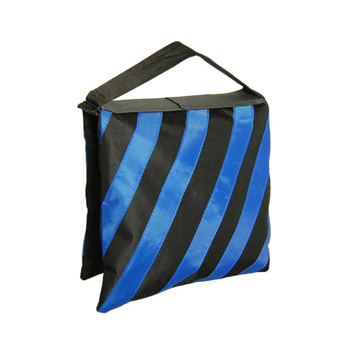 2 Blue High Quality Photography Studio Light Stand Sandbags