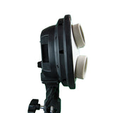 800W Continuous 4 Head Softbox Umbrella Light Socket