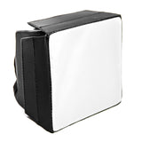 Portable Universal Flash Diffuser Small Softbox for Nikon, Canon Speedlights