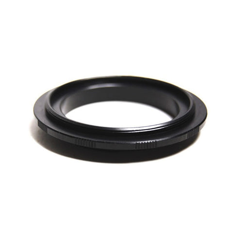52mm Filter Thread Lens, Macro Reverse Ring Camera Mount Adapter for Nikon