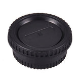 Front and Rear Lens Cap for Nikon Body & Lens