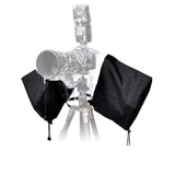 Digital SLR Camera and Flash Unit Rain Cover